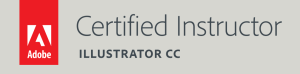 Certified_Instructor Illustrator CC badge