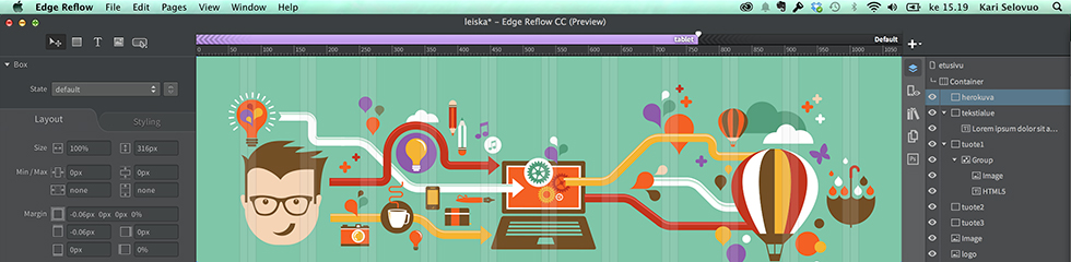 Adobe Reflow Blog Featured Image